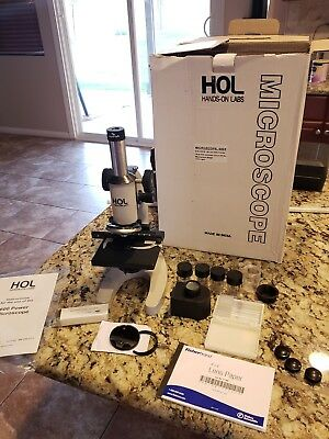 Hands on Labs HOL 600x Power Microscope Azusa Pacific