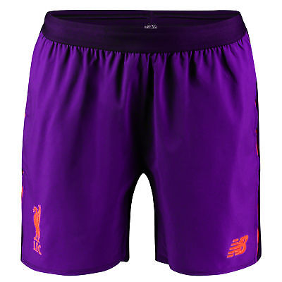 Official Liverpool Away Shorts Trousers Bottomss Bottoms 2018 19 Mens Football
