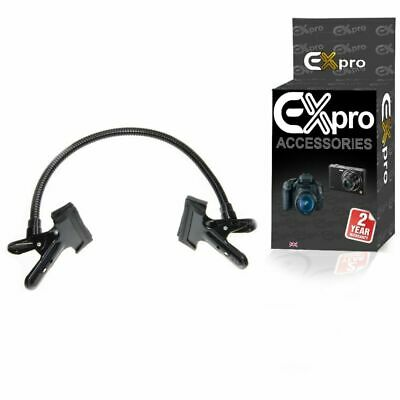 Ex-Pro Spring Clamp Clips Flex Arm Photo Studio Flexible Gooseneck Grip Camera