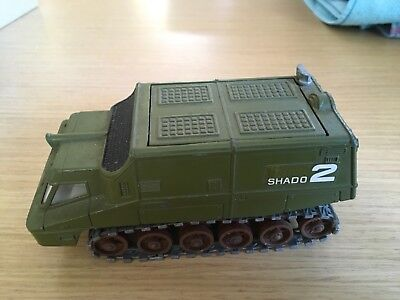 dinky shado 2 tank/personnel carrier