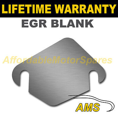 Citroen C2 C3 C4 Picasso Berlingo Xsara Plaque D'Obturation Vanne EGR 1.5MM