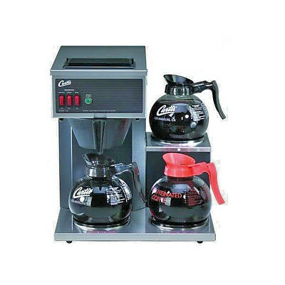 *BRAND NEW* Never Used Commercial grade Wilbur Curtis Coffee Brewer 3 Burner