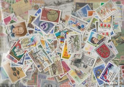 Finland Stamps-500 different