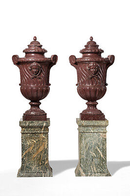 ":Pair of Vases early 18th century-16x12""(A3) Poster"