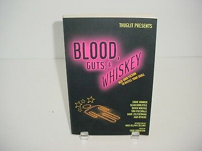 Blood, Guts, and Whiskey by Todd Robinson (2010, Paperback) Novel Book