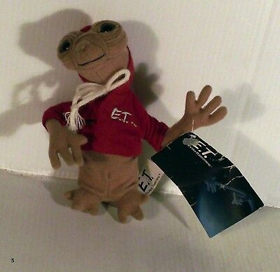 "Small 5"" Et The Extra Terrestrial Soft Toy"
