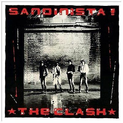 The Clash : Sandinista (Limited Edition, Deluxe Packaging) Remastered 3 Disks