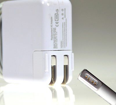 """45W Charger AC Adapter for Apple Macbook Air A1369 A1370 (11"""") A1304 + Cord"""