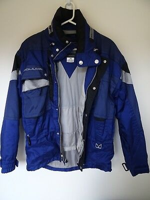 Ski jacket Couloir size M used twice - with zip out hood and vents