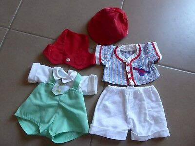My Child Doll Clothes - 6 Original Boy Doll Clothes Lot