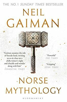 Norse Mythology By Neil Gaiman (New Paperback Book)