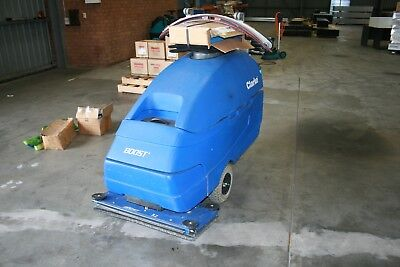 Floor Scrubber/stripper machine