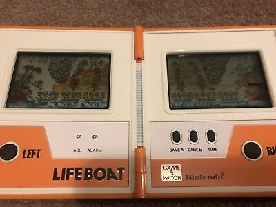 Game And Watch Life Boat