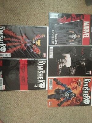 The Punisher Comic #1