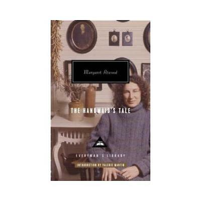 The Handmaid's Tale by Margaret Atwood, Valerie Martin (introduction)
