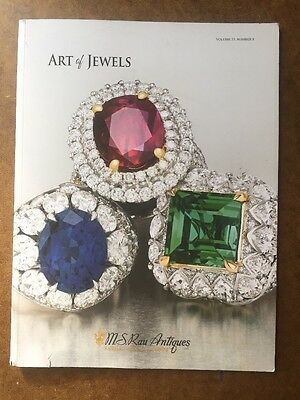 M.S.RAU ANTIQUES LLC : ART of JEWELS, Volume 23, Number 8