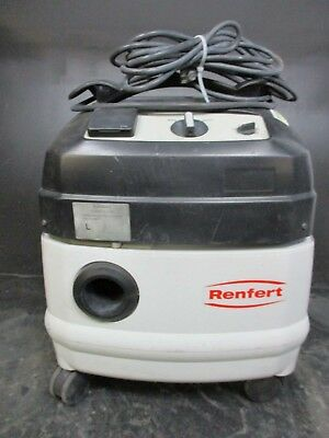 Renfert Vortex Compact 2L Dental Lab Shop Dust Collector
