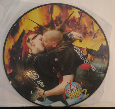 LP Knuddel Punk 2 - Ohne Cover - in Folie