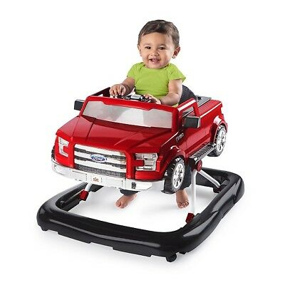 Baby Play Walker Toddler Walk And Play Walking Activity Truck For Babies 3-In-1