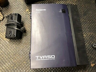 Panasonic KX-TVA50 Phone Voice Processing System Controller Unit
