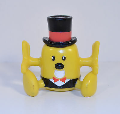 "2007 Tuxedo Wow Wow Wubbzy 2.5"" Kooky Stackable PVC Action Figure Mattel Nick Jr"