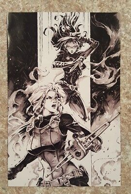 GI Joe # 252 Kael Ngu Variant Rare 400 B&W First Comic Book Cover HTF HOT!