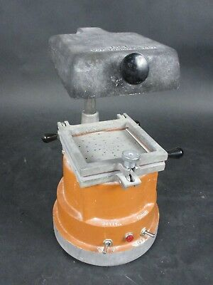 Henry Schein Model 101 Dental Lab Vacuum Former for Mouth Guard Thermoforming