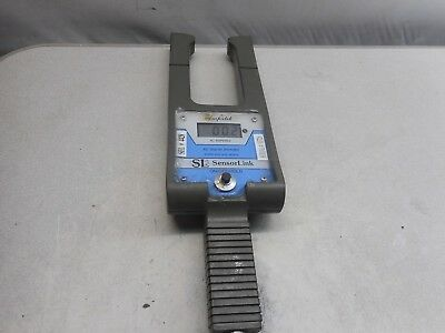 SENSORLINK AMPSTIK AC SliP AMMETER 0-2000 AMP AUTO RANGING