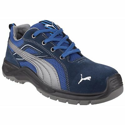Puma Safety Mens Omni Sky Low Lace Up Safety Shoe (FS4158)