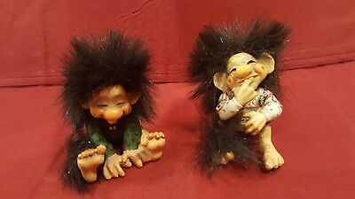 Candy Design Norway Pair Of Trolls
