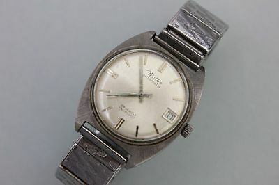 Walbo Automatic Herrenarmbanduhr, 1960er Jahre - 25 Jewels
