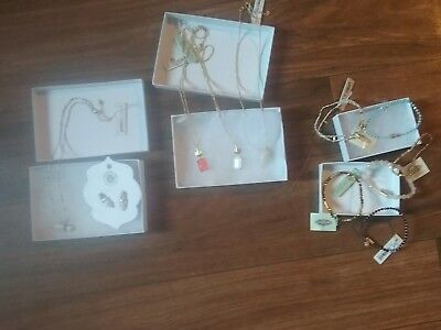 Spartina New With Tags 4 Necklaces ,earring And 6 Bracelets See Description