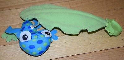 Fisher Price Rainforest Jumper Jumperoo Replacement Part Blue Frog Green Leaf