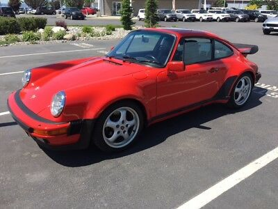 Porsche 930 Turbo Coupe 1986 Arriving Soon THIS PORSCHE NOW SOLD MORE IN STOCK