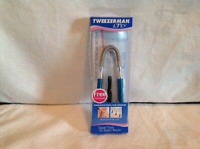 Tweezerman Smooth Finish Facial Hair Removal Tool & Tweezerette