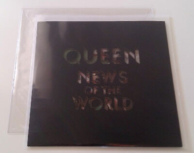 """QUEEN News Of The World UK 12"""" Picture Disc FREDDIE MERCURY"""