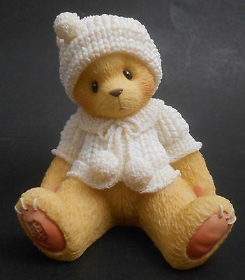 Cherished Teddies Bianca Sweet Dreams My Little One EUC in Box Baby 533297