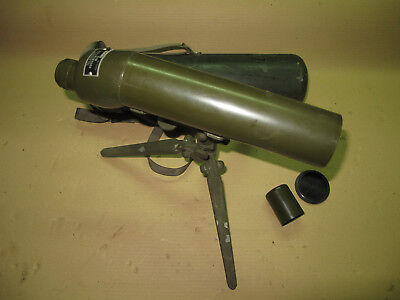 Aiming Spotter Sniper M49 M15 Tripod Telescope Observation M164 Case Carrying