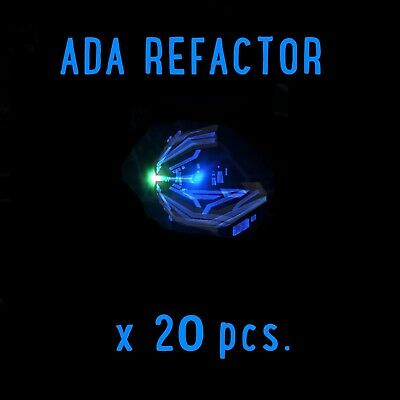 INGRESS ADA REFACTOR x 25 pcs. PRIME*