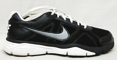 quality design 0080d 7d4e1 Nike Dual Fusion TR III Size 10.5 US Men s Black White Gray Running Shoes