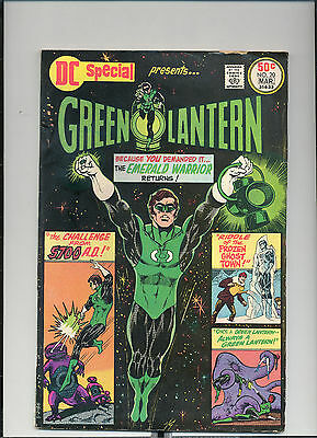 DC Special #20 Presents Green Lantern, [2.0 GD]