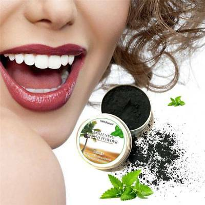 Hot!Teeth Whitening Powder Bamboo Activated Organic Charcoal Natural Teeth Tooth