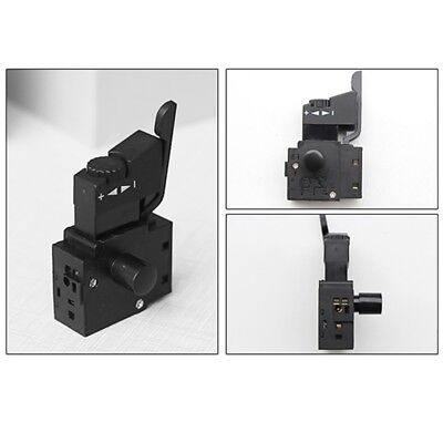 FA2-4/1BEK SPST Lock on Power Tool Trigger Button Switch Black Hot sale