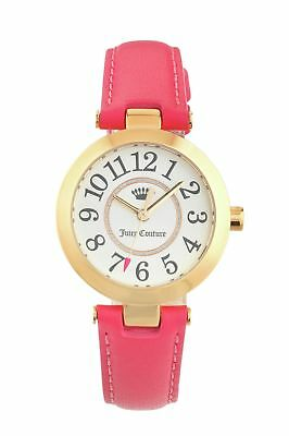 Juicy Couture Ladies' Cali Rose Gold Stainless Steel Strap Watch.