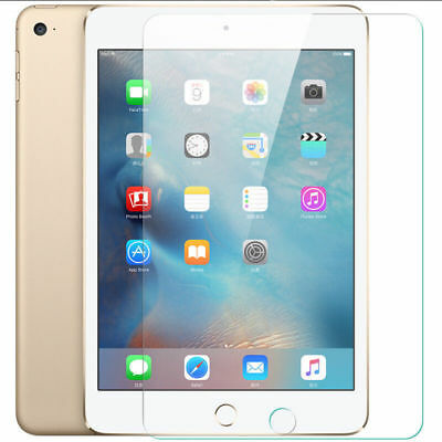 9H Full Cover Tempered Screen Glass Protector for Apple iPad 2 3 4 Air Mini Pro