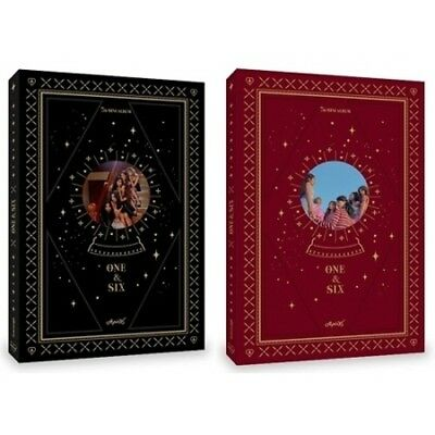 Apink[One&Six]7th Mini Album 2 Ver SET CD+Poster+Booklet+PhotoCard+Gift+Tracking