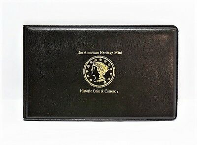"The American Heritage Mint The ""No Motto"" Collection"