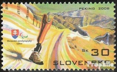 Slovakia 584 (complete.issue.) unmounted mint / never hinged 2008 Olympia