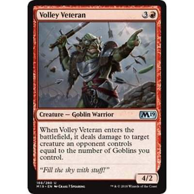 GOBLIN TRASHMASTER X4 Core Set 2019 M19 Magic Magic the gathering Comme neuf CARD