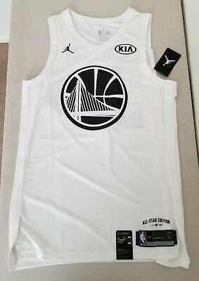wholesale dealer 6a8b3 3826c NIKE KEVIN DURANT 2018 ALL STAR JERSEY 928868-102 Retail $225 MENS SIZE 40  (S)